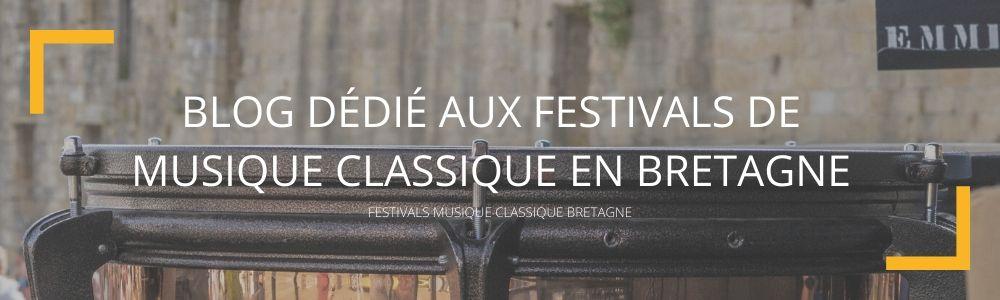 Blog dédié aux festivals de musique en Bretagne