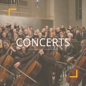 Concerts de musique classique en Bretagne